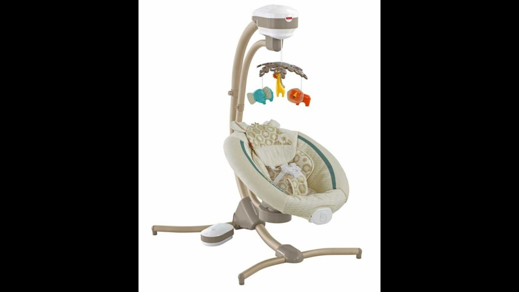 Fisher-Price cradle swings recalled over fall hazard