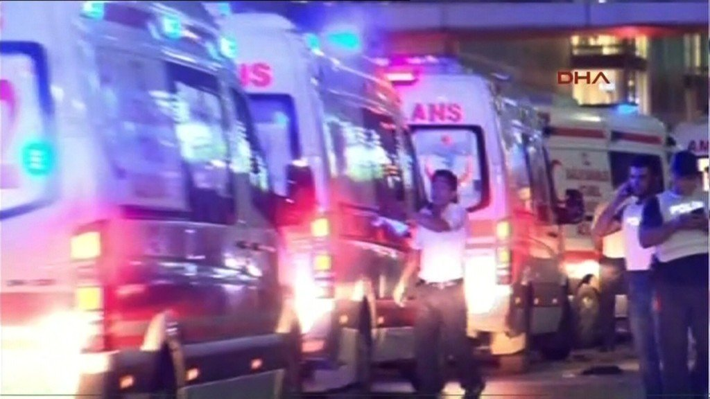 At least 31 dead, IS believed to be behind Instanbul Airport attack