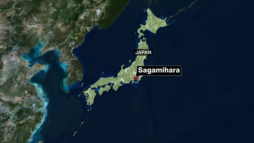 Japan knife attack: 15 reportedly dead