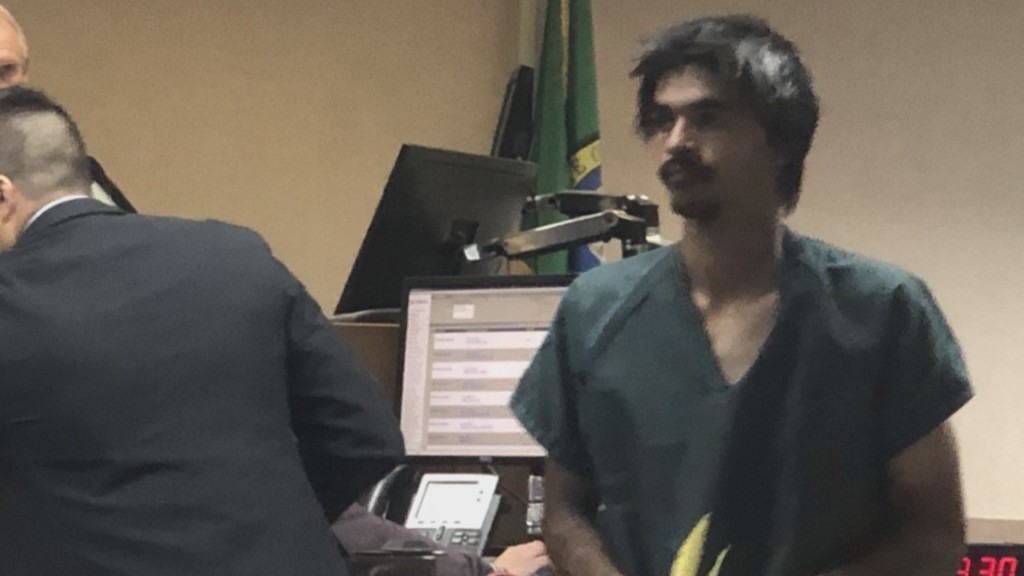Suspect caught in Toppenish by K-9 appears in court