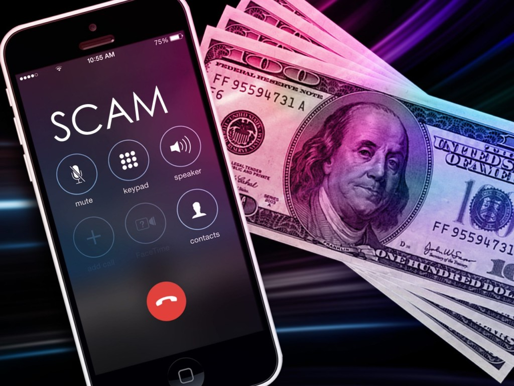 WARNING: Law enforcement impersonator scam, relative needs money scam