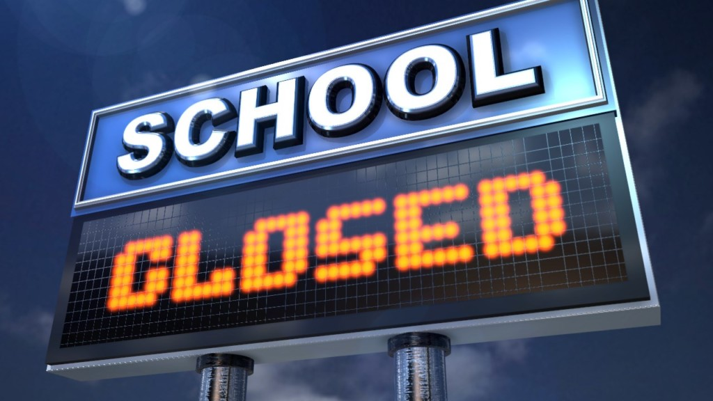 Park Middle School closed Wednesday