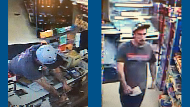 Man steals scratch tickets from Kennewick convenience store