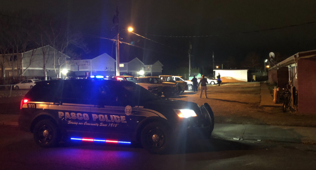 3 injured in 2 separate Pasco shootings Tuesday night