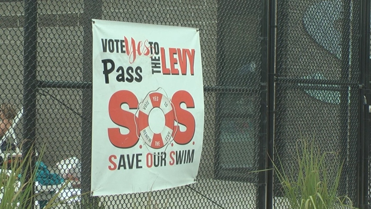 Selah Aquatics Center funding levy failing in preliminary election results