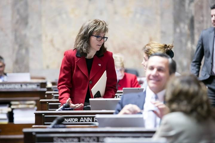 Brown scores major wins for Tri-Cities in Senate capital budget