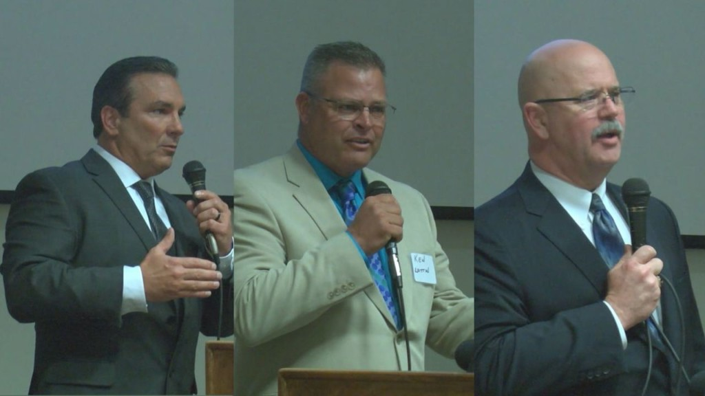 Benton County Republican Party ranks Sheriff candidates, keeps order private