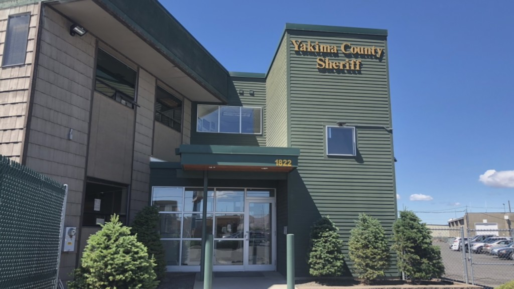 Yakima County Sheriff's Office reopens main building