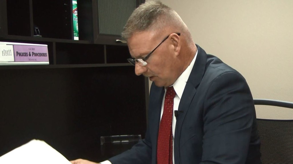 Benton County Commissioner believes public safety tax money needs to be distributed