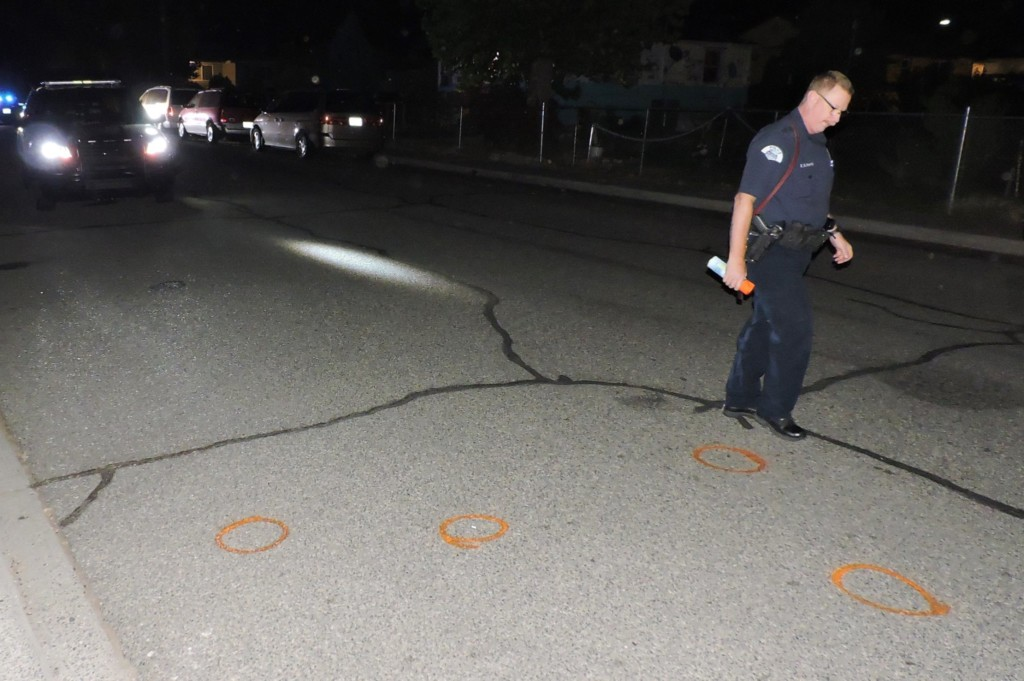 Gunshots fired 2 nights in a row in Pasco, police searching for person responsible