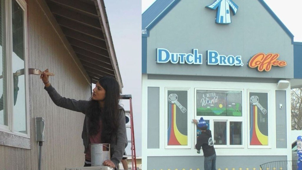 Dutch Bros. host fundraiser for deserving veteran's new home