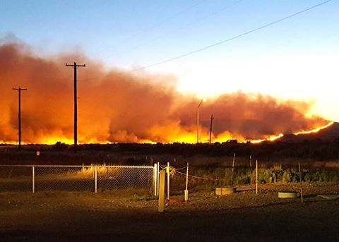 Silver Dollar Fire is 100 percent contained