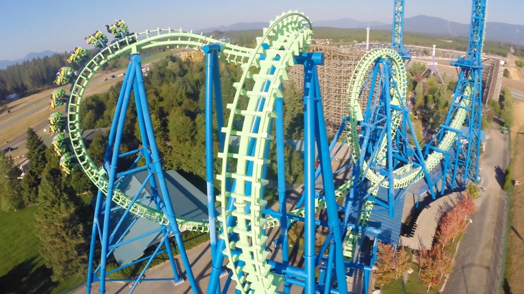 Silverwood opens Saturday, celebrates 30 years