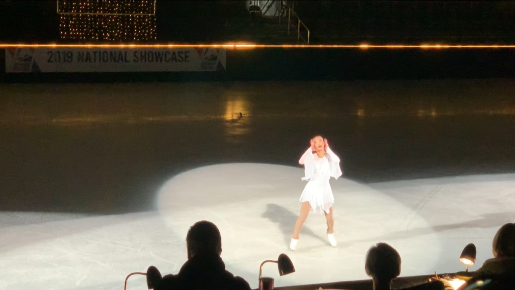 Local figure skaters perform in national competition in Wenatchee