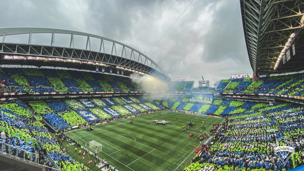 Leerdam leads Sounders to 3-1 MLS Cup victory over Toronto FC