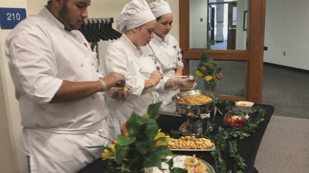 Tri-Tech Culinary students add spice to community