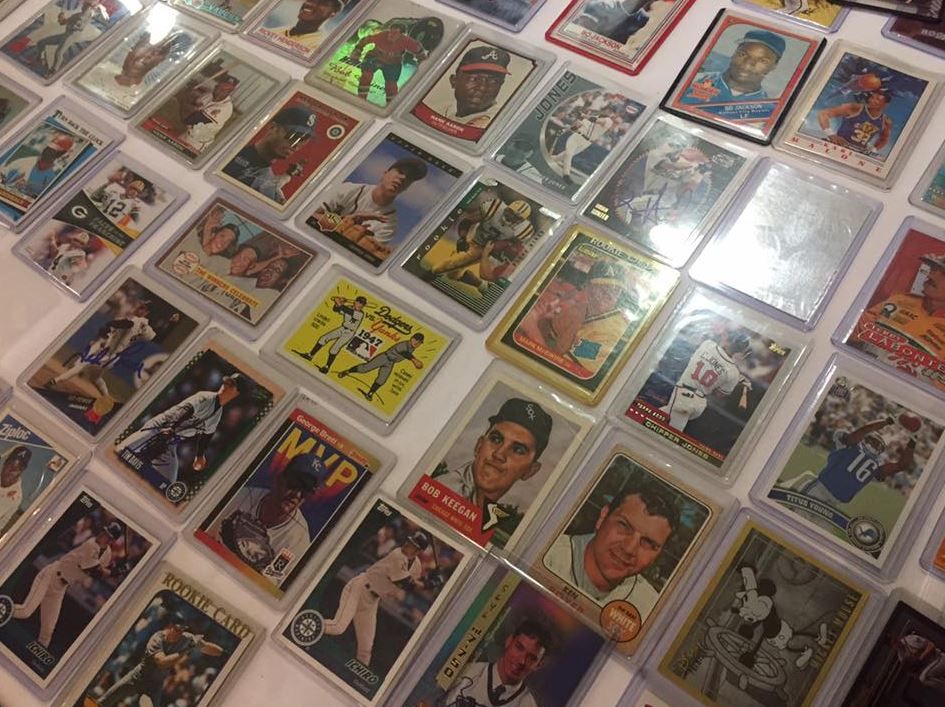 Collectors host sports cards show in Richland