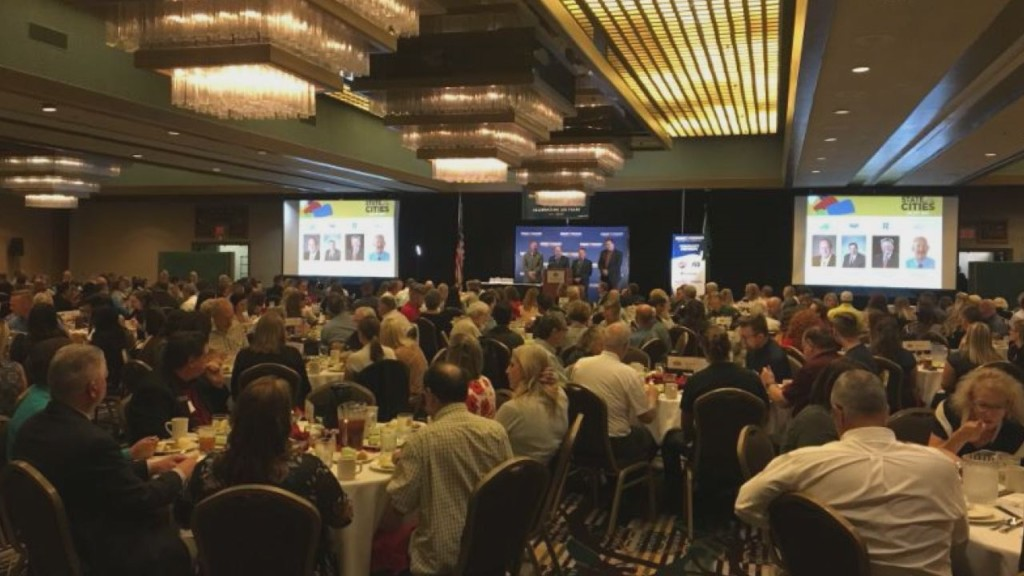 Tri-Cities community learned about the 'state of the cities' at annual luncheon