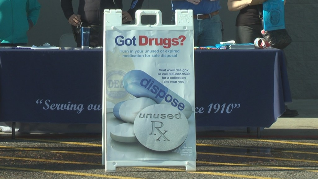 National Drug Take Back Day in the Tri-Cities
