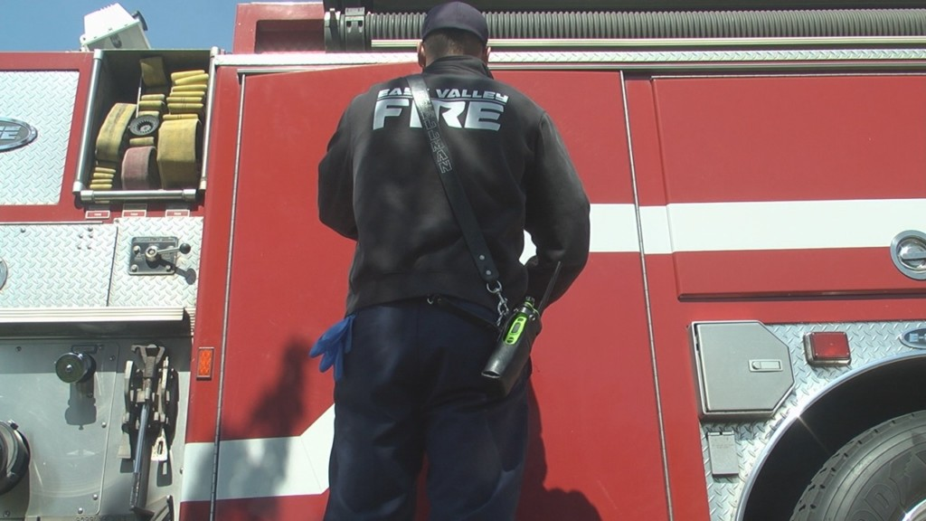 Firefighters preparing for potentially long fire season