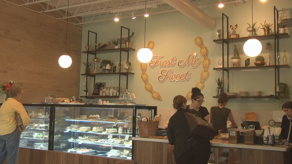 Frost Me Sweet expands bakery and bistro in Richland