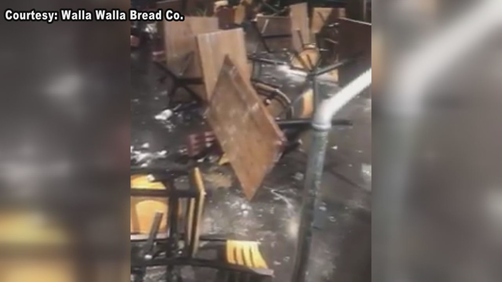 Former employee arrested for vandalizing Walla Walla Bread Co.