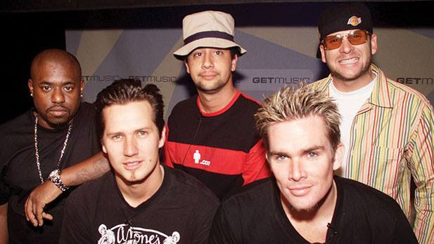 Sugar Ray, 90s rock band, playing in Tri-Cities this summer