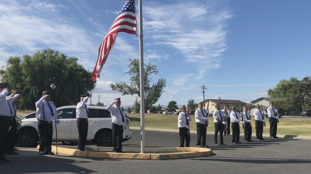 Patriot Day remembrance ceremony held in Sunnyside