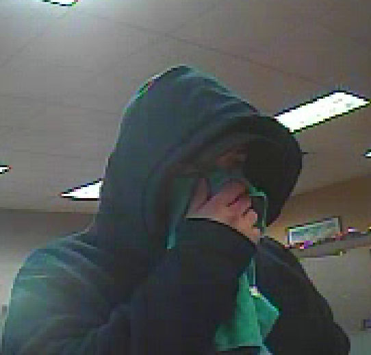 Yakima police searching for alleged bank robber