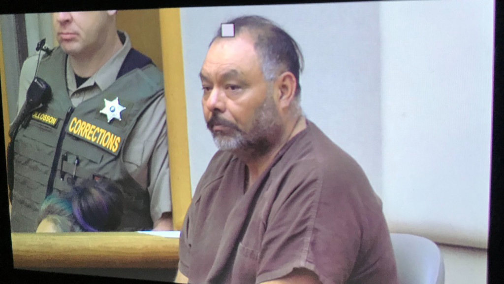 Prosser murder suspect pleads not guilty; victim's name released