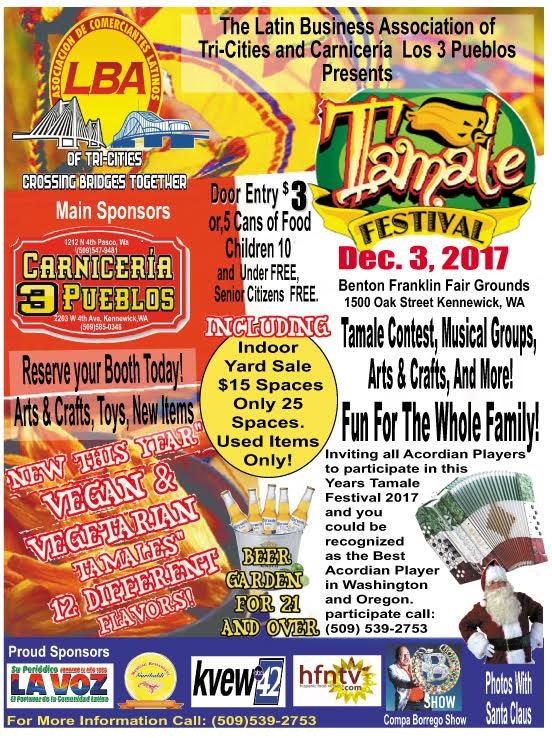 4th Annual Tamale Festival expecting big crowds