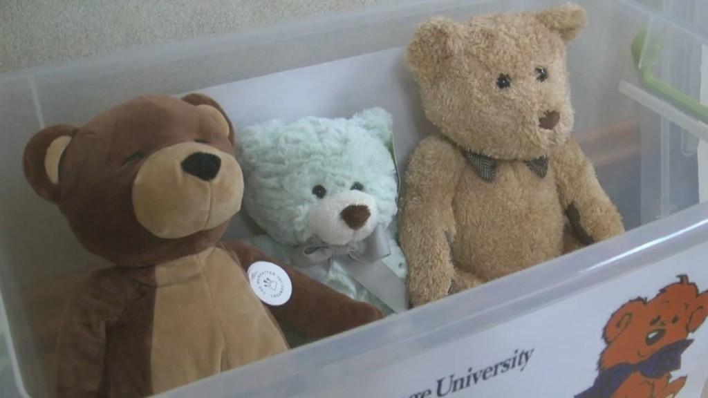 Heritage University at CBC hosts teddy bear drive for children of domestic violence