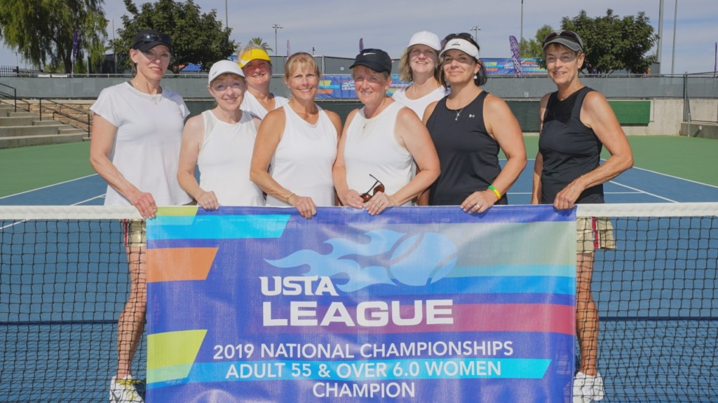 Richland recreational tennis team crowned national champions
