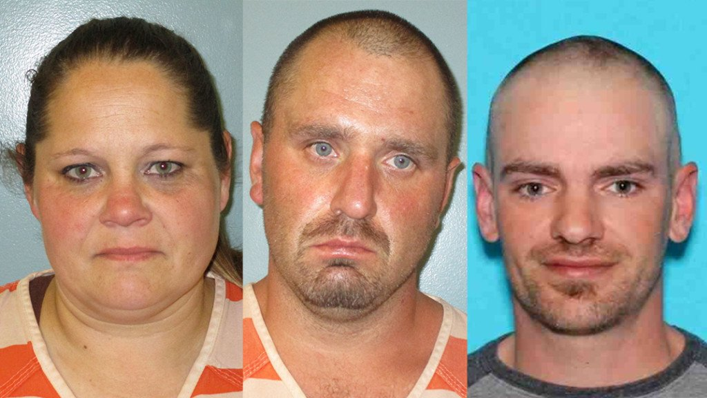 Trio from Pasco caught with stolen semi-truck tires strapped to car