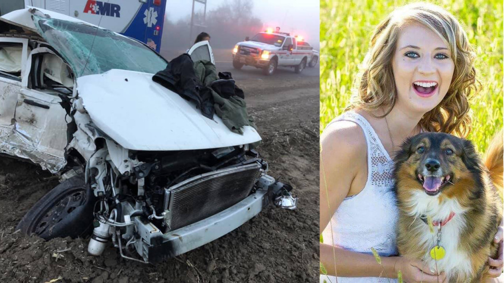 Toppenish woman critically injured in crash 3 days after her engagement