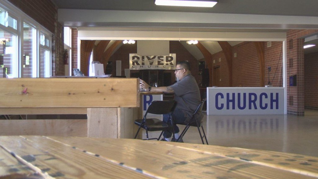 Pasco man works to bring dream to Tri-Cities, save community