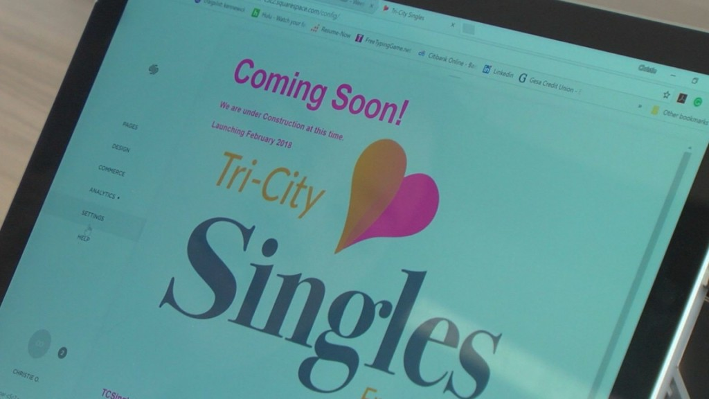 New matchmaker about to launch 'Tri-City Singles' dating service