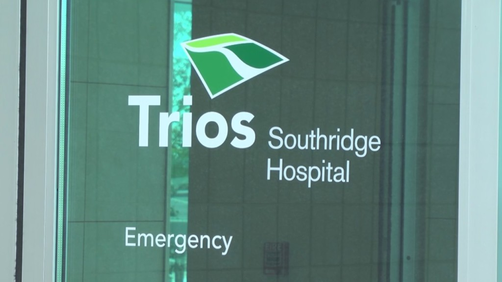 Nurse employees at Trios Health share concerns with local union