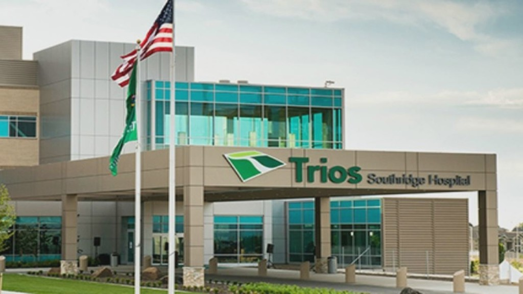 Trios Health expecting to be out of debt in 1 to 3 years