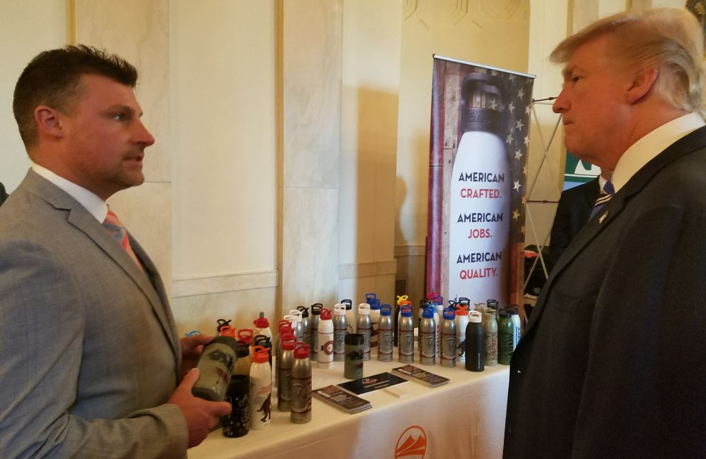 Union Gap company showcased at White House event