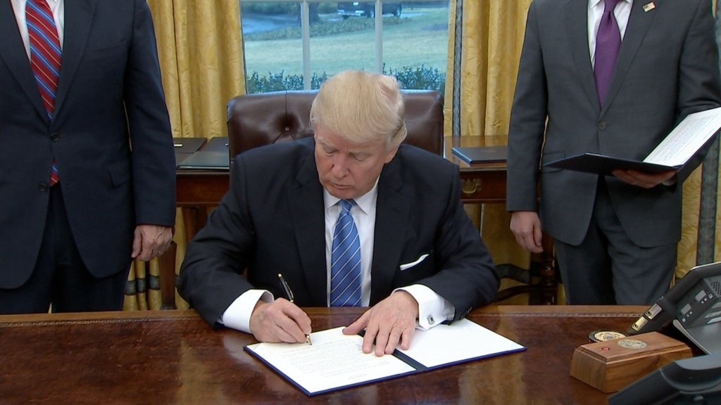 Trump's TPP withdrawal: 5 things to know