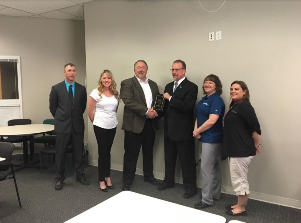 Energy Northwest awarded for commitment to hiring veterans