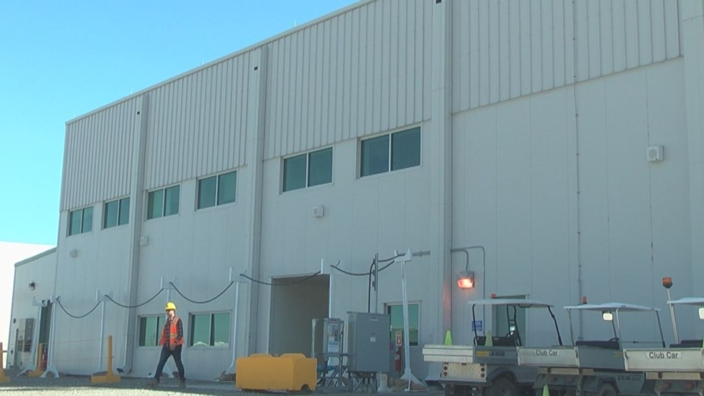 New control room completed at Hanford's Vit Plant