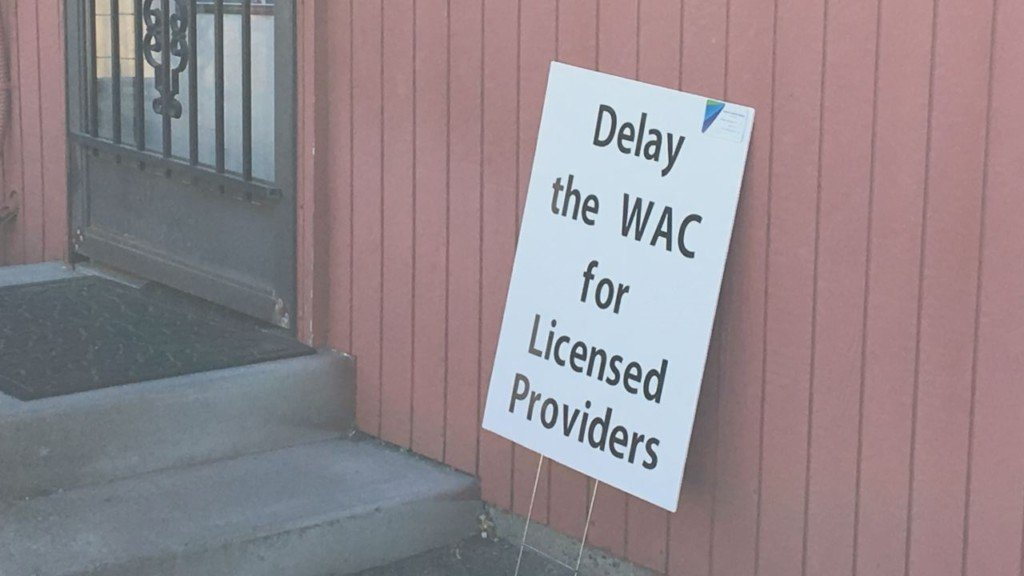Some local day care providers closing doors for one day to protest new regulations