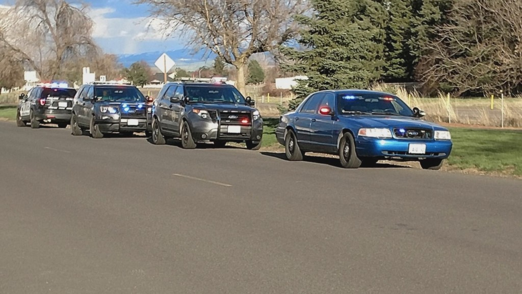 Walla Walla County deputies arrest driver for hit-and-run