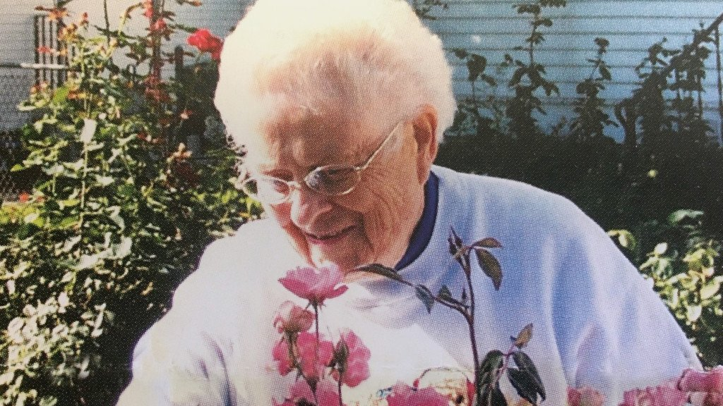 Woman who befriended many Walla Walla cancer patients dies at 96