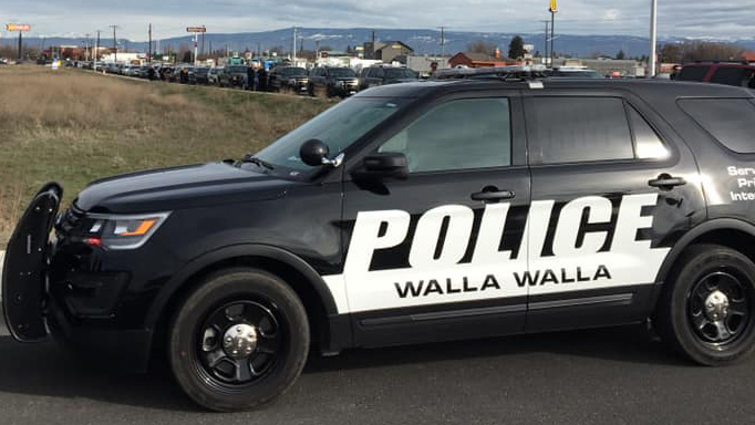 Walla Walla PD: Suspicious vehicles possibly scoping holiday travelers' homes