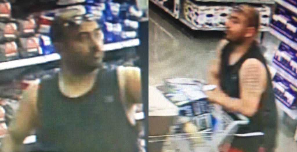Man reportedly tries to steal cart full of items from Richland Walmart