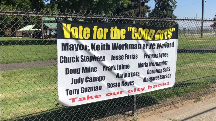 Wapato voters favor new candidates over incumbents in Aug. 6 election returns