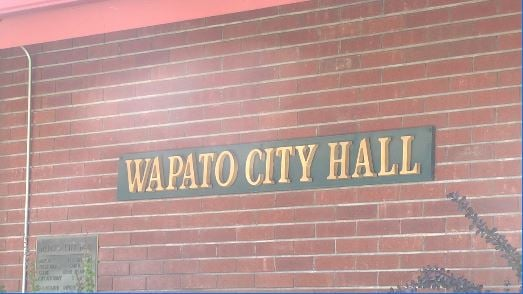 City of Wapato hire new personal